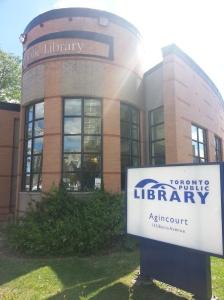 Agincourt Public Library Exterior