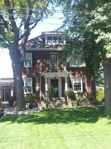 Edwardian Home on Lockie Avenue