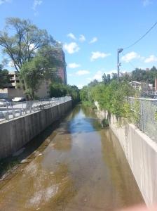 Highland Creek Depleted
