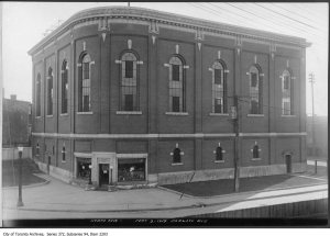 Carlaw Avenue. - February 3, 1919
