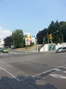 Northwest corner Carlaw and Gerrard 2