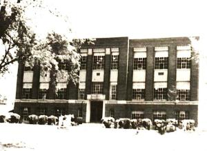 Old Agincourt Continuation School built in 1929.