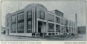 Palmolive-Colgate Factory
