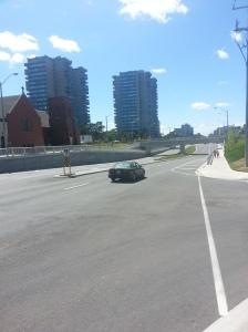 Sheppard East Underpass