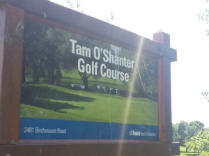 Tam O'Shanter Golf Course 1