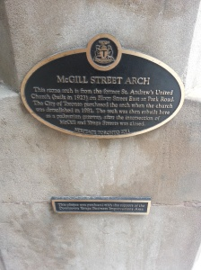 McGill Street Arch (1)