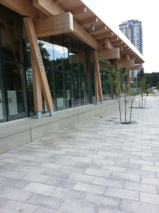 Scarborough Civic Centre Library Exterior (3)