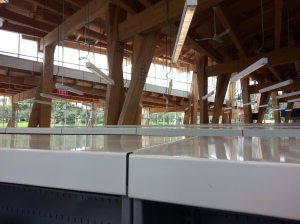 Scarborough Civic Centre Library Interior (2)