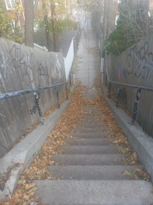 Althletic Avenue Stairs