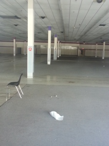 Dead Zellers Bridlewood Mall 2