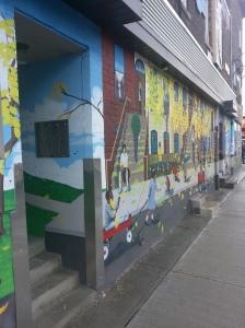 Greenwood Mural
