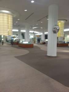 Sears Eaton Centre Empty 2
