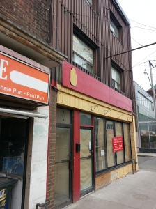 8 Gerrard East Empty Shop