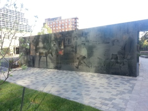 Gibson Park mural 2
