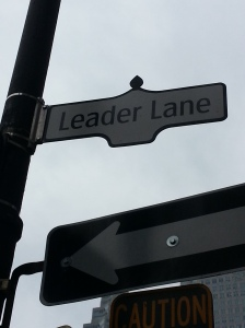 7. Leader Lane and Wellington