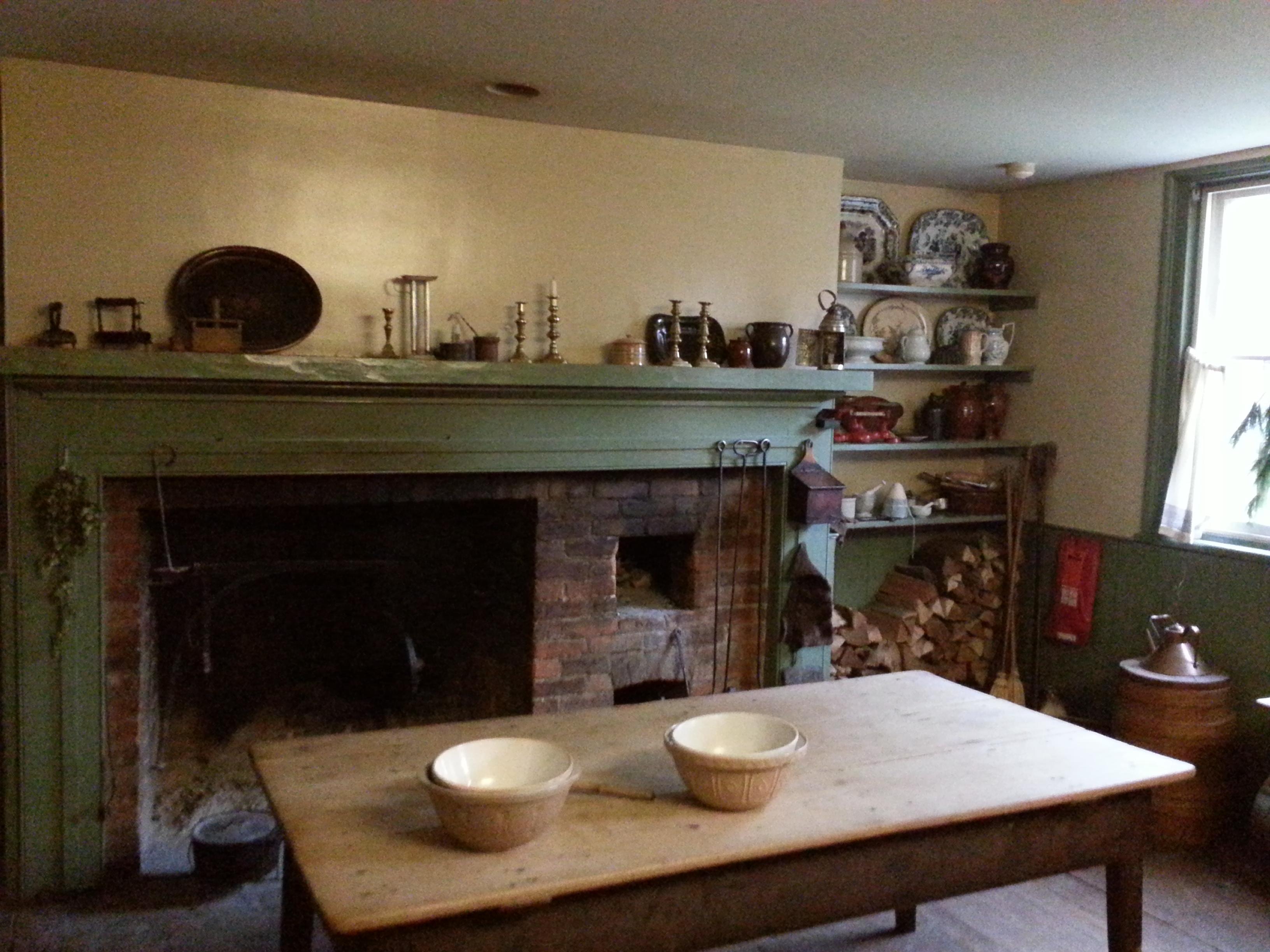 Gibson House Kitchen