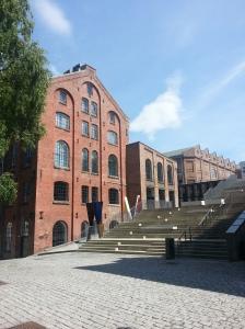 12. Seildugsfabrik Factory Grünerløkka