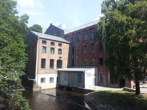 14. Seildugsfabrik Factory Grünerløkka