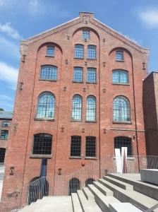 15. Seildugsfabrik Factory Grünerløkka