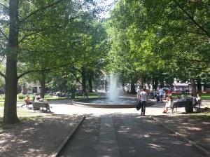 2. Olaf Ryes plass