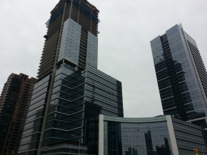 2. Yonge and Sheppard towers