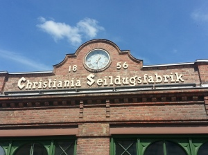 21. Seildugsfabrik Grünerløkka