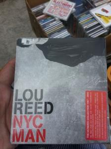 35. Lou Reed Bric-a-Brac