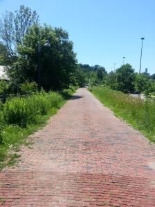 4. Brick Path