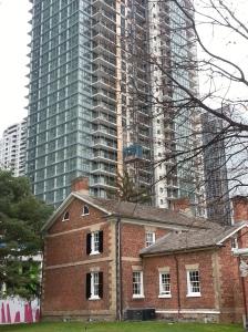 4. Gibson House back Condo