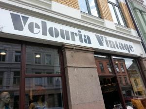 50. Velouria Vintage