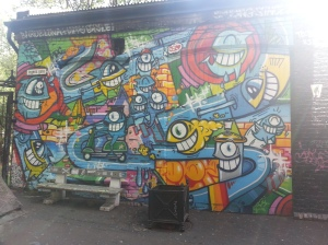 51. Ingens Gate Street Art