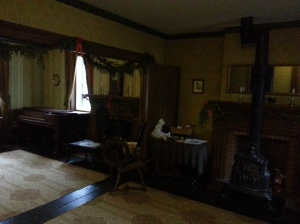 8. Gibson House Living Room
