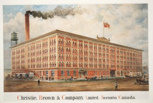 0. Christie Factory George Brown 1902
