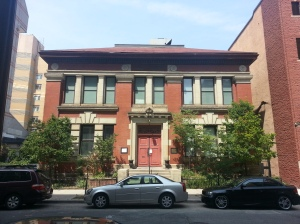 8. Lombard Street Morgue