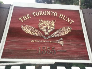 17. Toronto Hunt Club Kingston Road