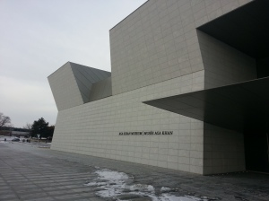 17. Aga Khan Museum Outside