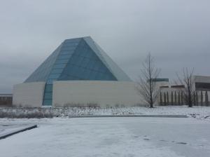 3. Aga Khan Museum Ismaili Centre