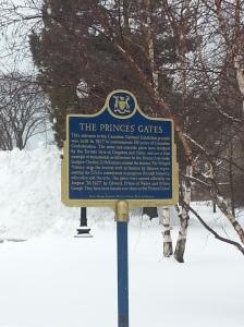 6. Ontario Heritage Trust Princes' Gate