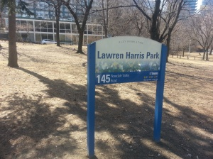 12. Lawren Harris Park