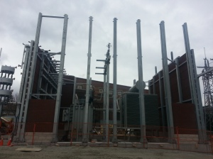 14. Bridgman Transformer Station