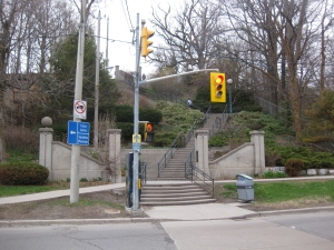 16. Baldwin Steps