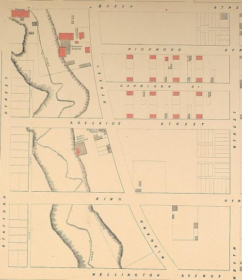 1858 Boulton Atlas Niagara Street