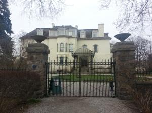19. Spadina House