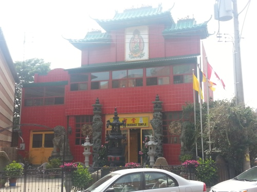 26. Fu Sien Tong Buddhist Temple