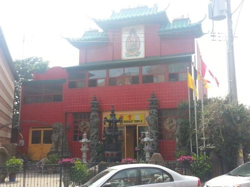 26. Fu Sien Tong Buddhist Temple