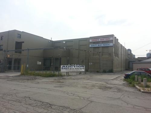 30. Toronto Abattoirs