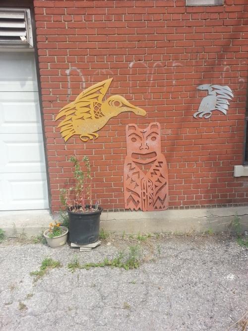 31. Tecumseth Street art