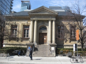 50. Yorkville Library
