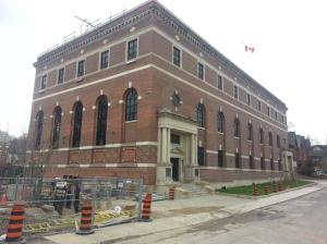 6. MacPherson Avenue Substation