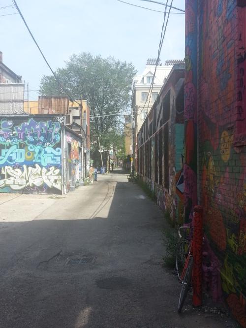 6. Rush Lane